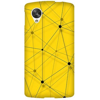 Super Cases Premium Designer Printed Case for Nexus 5