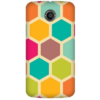Super Cases Premium Designer Printed Case for Nexus 6