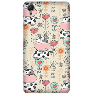 Super Cases Premium Designer Printed Case for Sony Xperia X