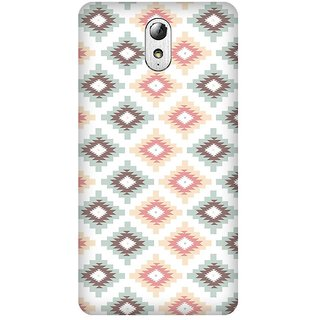 Super Cases Premium Designer Printed Case for Lenovo Vibe P1M