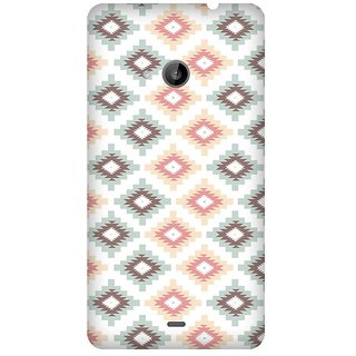 Super Cases Premium Designer Printed Case for Nokia Lumia 535