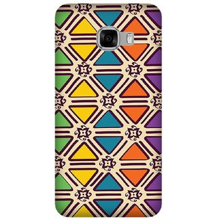 Super Cases Premium Designer Printed Case for Samsung Galaxy C7