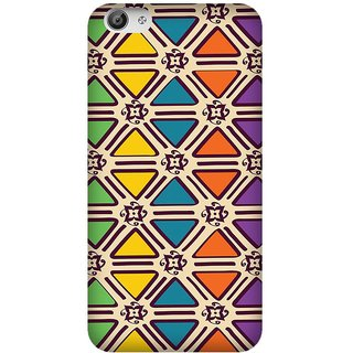 Super Cases Premium Designer Printed Case for Vivo X7