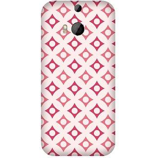 Super Cases Premium Designer Printed Case for HTC One M8