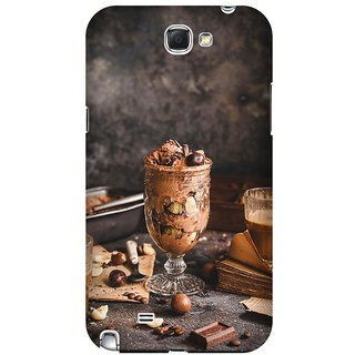 Super Cases Premium Designer Printed Case for Samsung Galaxy Note 2