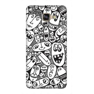 Super Cases Premium Designer Printed Case for Samsung Galaxy A5 (2016)
