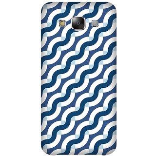 Super Cases Premium Designer Printed Case for Samsung Galaxy E7