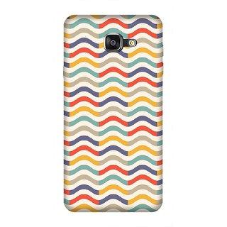 Super Cases Premium Designer Printed Case for Samsung Galaxy A7 (2016)