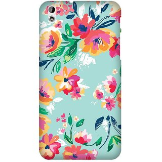 Super Cases Premium Designer Printed Case for HTC Desire 816