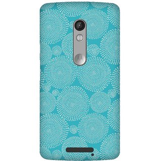 Super Cases Premium Designer Printed Case for Moto X3