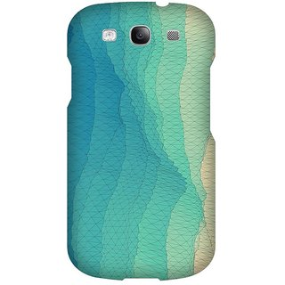 Super Cases Premium Designer Printed Case for Samsung Galaxy S3 / S3 Neo