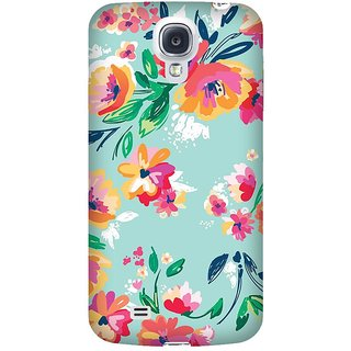 Super Cases Premium Designer Printed Case for Samsung Galaxy S4