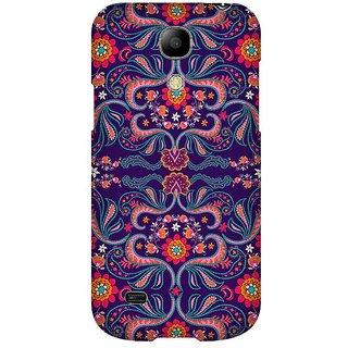 Super Cases Premium Designer Printed Case for Samsung Galaxy S4 Mini