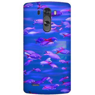 Super Cases Premium Designer Printed Case for LG G3