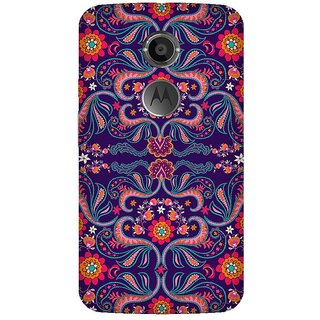 Super Cases Premium Designer Printed Case for Moto X2