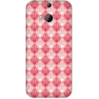 Super Cases Premium Designer Printed Case for HTC One M8