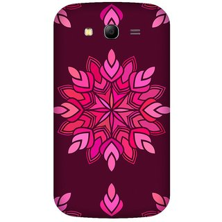 Super Cases Premium Designer Printed Case for Samsung Galaxy Grand 2