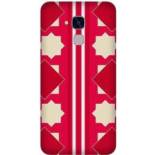 Super Cases Premium Designer Printed Case for Huawei Honor 5C