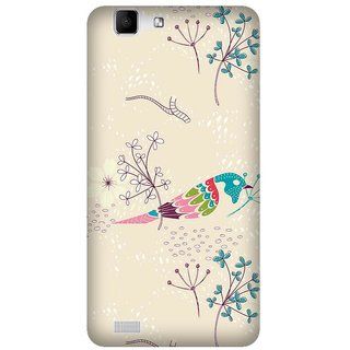 Super Cases Premium Designer Printed Case for Vivo V1
