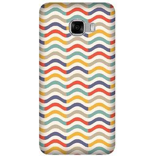 Super Cases Premium Designer Printed Case for Samsung Galaxy C7