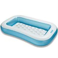 Intex Inflatable Rectangular Shape Baby Pool