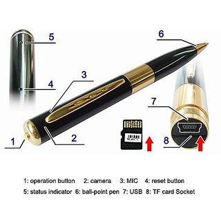 HD Spy Hidden Pen Camera
