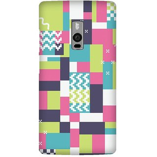 Super Cases Premium Designer Printed Case for OnePlus 2