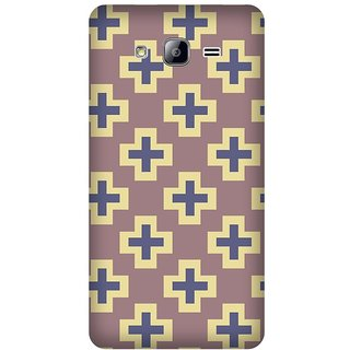 Super Cases Premium Designer Printed Case for Samsung On 7