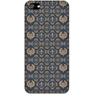 Super Cases Premium Designer Printed Case for iPhone 5/5S