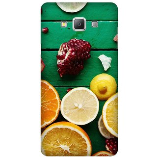 Super Cases Premium Designer Printed Case for Samsung Galaxy A7 (2015)