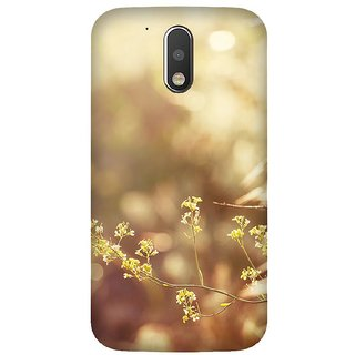 Super Cases Premium Designer Printed Case for Moto G4
