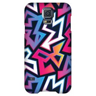 Super Cases Premium Designer Printed Case for Samsung Galaxy S5