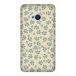 Super Cases Premium Designer Printed Case for HTC One M7