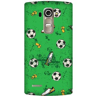 Super Cases Premium Designer Printed Case for LG G4