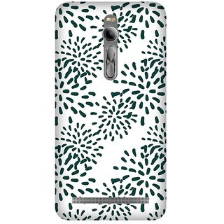 Super Cases Premium Designer Printed Case for Asus Zenfone 2