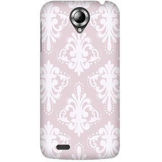 Super Cases Premium Designer Printed Case for Lenovo S820