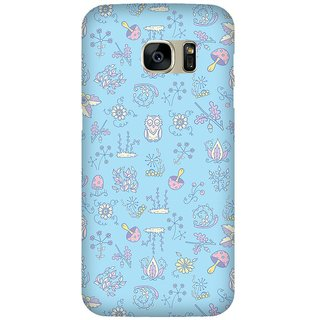 Super Cases Premium Designer Printed Case for Samsung Galaxy S7