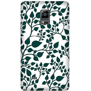 Super Cases Premium Designer Printed Case for Samsung Galaxy Note 4 Edge