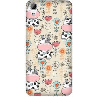 Super Cases Premium Designer Printed Case for HTC Desire 826