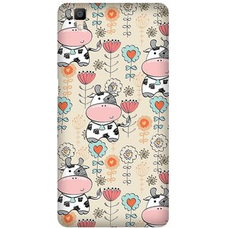 Super Cases Premium Designer Printed Case for Oppo R7 S