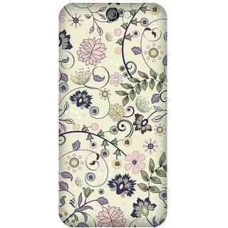 Super Cases Premium Designer Printed Case for HTC One A9