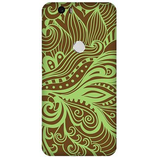 Super Cases Premium Designer Printed Case for Nexus 6 P