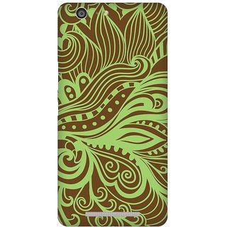 Super Cases Premium Designer Printed Case for Gionee Marathon M5