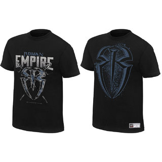 8d4d5849f468b7 Buy Roman Empire And Roman Reigns Combo T shirts Online   ₹755 from ...