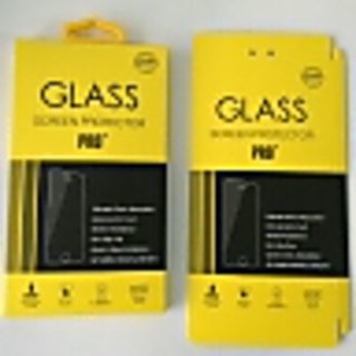 [ Pack of 2 ] BUY 1 GET 1 FREE TEMPERED GLASS