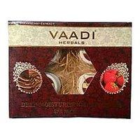 Vaadi Herbals Herbals Chocolate  Strawberry SPA Facial Kit 70 Ml(Set Of 5)@ns