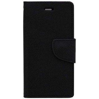 Sami Flip Cover  for  Sony Xperia E4 - Black