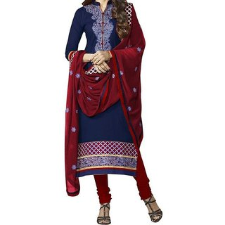 ANKAN Fashions Unstiched Salwar Suit ANS09