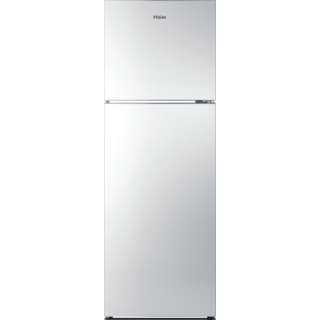 Haier 270 Ltrs Hrf-2904Psg Double Door Refrigerator Silver Glass Door