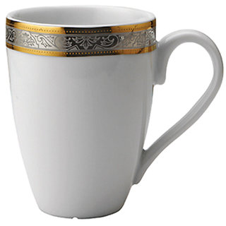 Alda 2 Mug Set S 63 006 GOLD PLATINUM